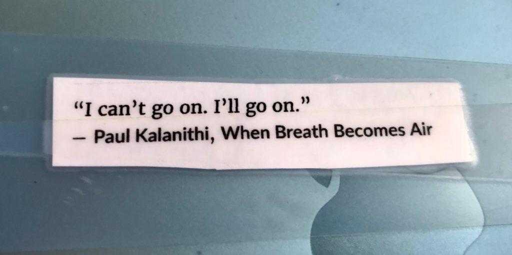 """Cu ultima suflare"" – Paul Kalanithi   Recenzie   #andrelaciteste"