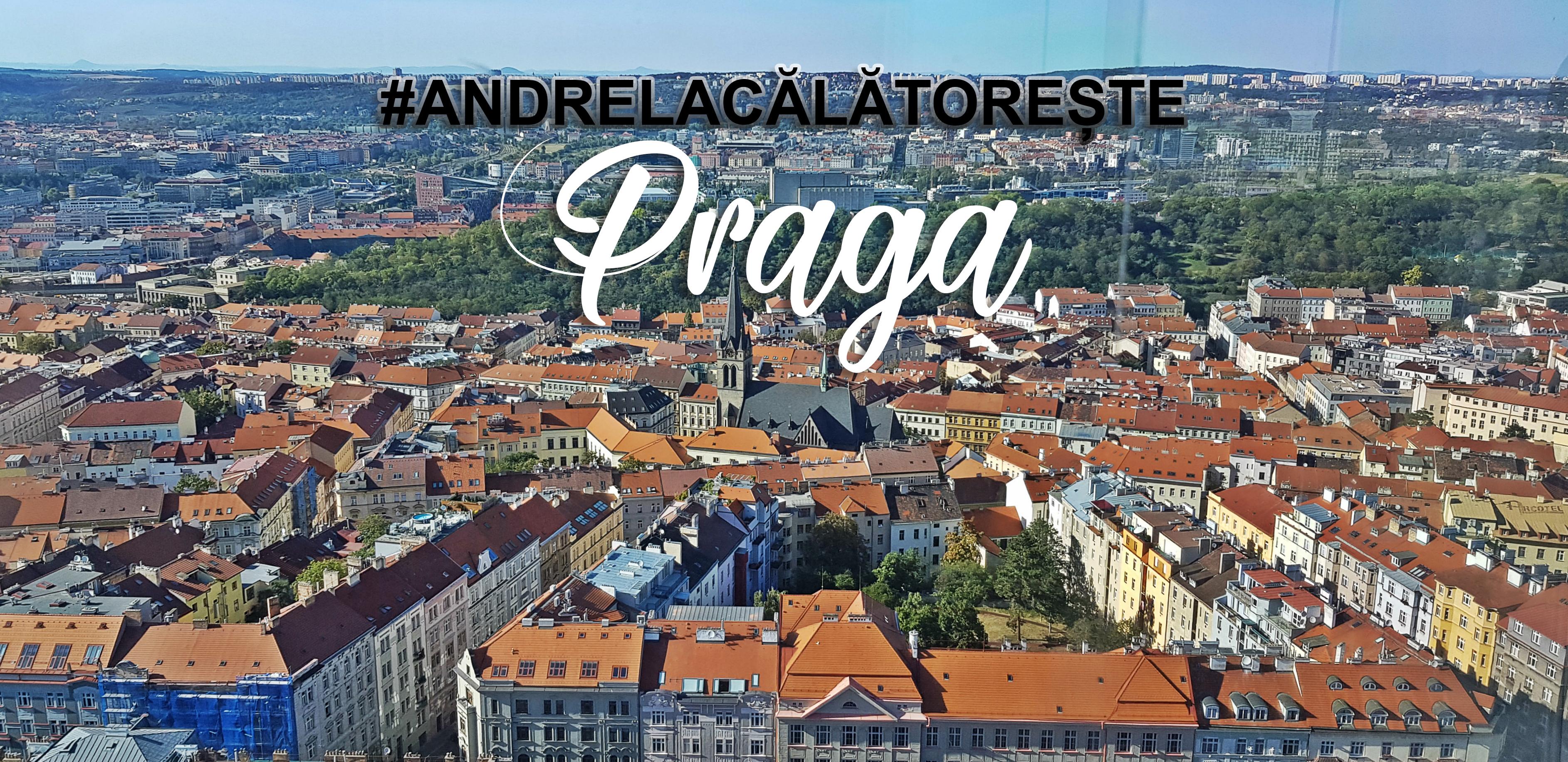 Praga: parerile unui semi-turist | #AndrelaCalatorește
