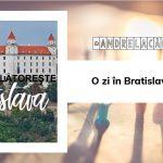O zi în Bratislava – Partea I   #AndrelaCălătorește