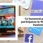 Ce înseamnă pentru mine participarea la Webstock 2018?