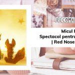 Micul Prinț – spectacol pentru oameni mari | Red Nose Society