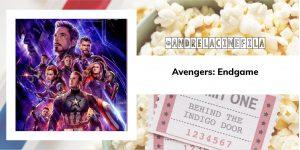 Avengers: Endgame   #AndrelaCinefila