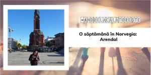 #AndrelaCălătorește o săptămână în Norvegia: Arendal