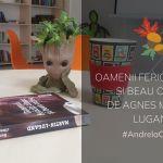 Oamenii fericiți citesc și beau cafea de Agnes Martin-Lugand | #AndrelaCitește