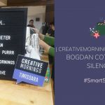 CreativeMorningsTimișoara | Bogdan Cotîrță on Silence