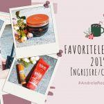 Favoritele anului 2019 |Îngrijire/cosmetice|