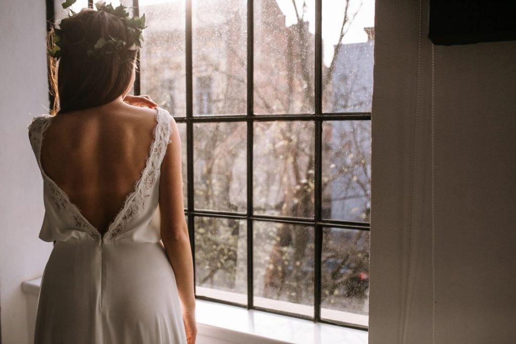Baraka Bridal Dress