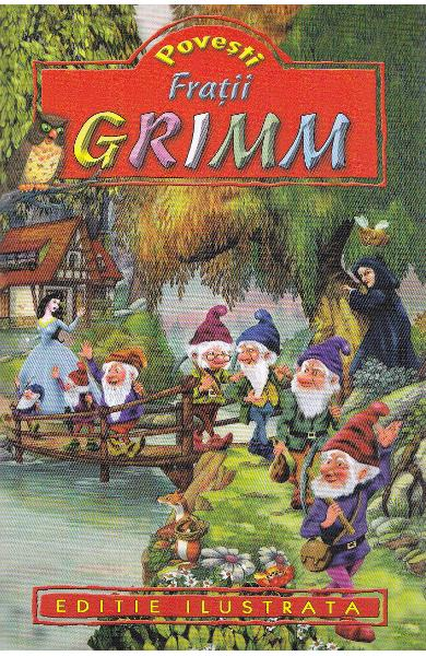 Povești de Frații Grimm