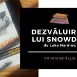 Dezvăluirile lui Snowden | #AndrelaCitește