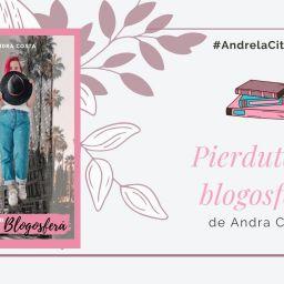 Pierdută în blogosferă de Andra Costa