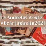 6 cărți pe care vreau să le citesc până la finalul anului