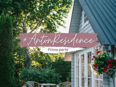 #AntonResidence